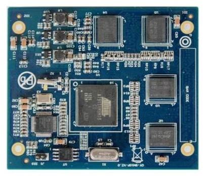 核心板5v供电,采用ti的mpu管理;    ◆ 完善的接口保护电路